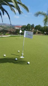 us turf putting green flag