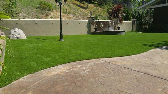 Expert 96 example yard installation